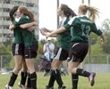 Sherwood Saints win Division 2 girls soccer title