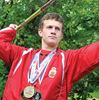Port Perry's Tyler Field received gold in javelin at Legion competitions