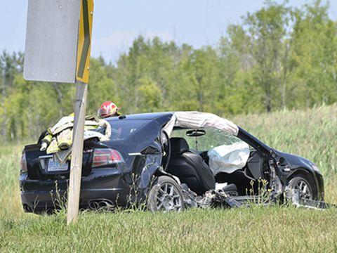 Southlake Car Crash
