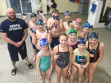Perth Stingrays host the   th annual Mike Brown Swim Meet InsideOttawaValley com Stingrays do well at Mike Brown Meet