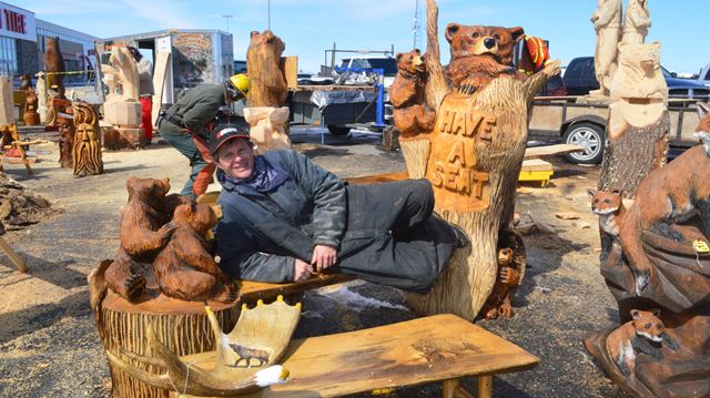 Chainsaw carving festival coming to gravenhurst