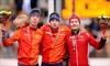Unstoppable Kramer wins world 5,000m title-Image4