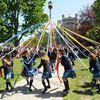 May Court Festival a Historic Tradition at Trafalgar Castle School