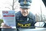 Collingwood OPP encouraging residents to lock it or lose it