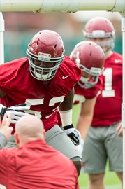 Saban unapologetic about signing Taylor despite his past-Image1