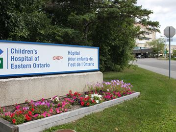 CHEO emergency department draws praise among patients
