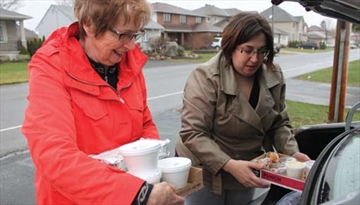 Tea and toast popular main course but inadequate: support worker– Image 1