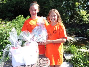 Beeton family paying it forward
