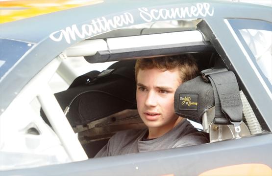 High school racer