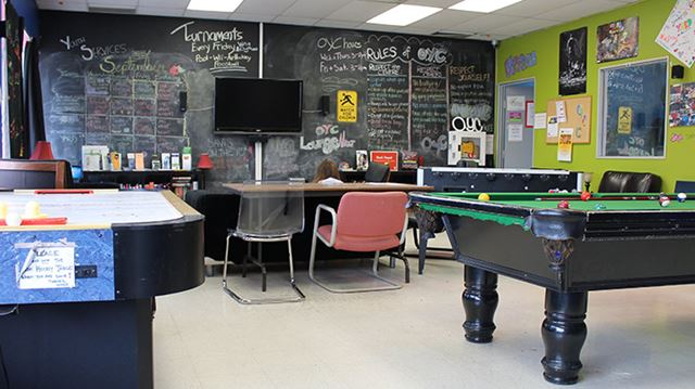 76 best Youth Room Ideas images on Pinterest  Church