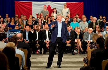 Harper takes pass on recession talk-Image1