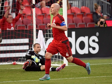Toronto FC captain out for seven to 10 days-Image1