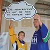 Bruin's Beleskey returns to support Hockey Night in Barrie