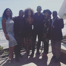 Will Smith reunites with The Fresh Prince of Bel-Air cast-Image1