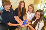 Collingwood students use 3D printer to make prosthetic hands