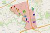 Ward 7 York West voting locations