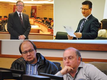 Title: Regional council supports Caslin's appointment to police board