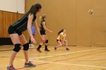 Meaford school hosts volleyball games