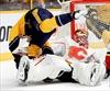 Flames blow 4-1 lead, rally to beat Predators 6-5 in OT-Image6