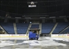 VIDEO: FIrstOntario empties after Dogs depart
