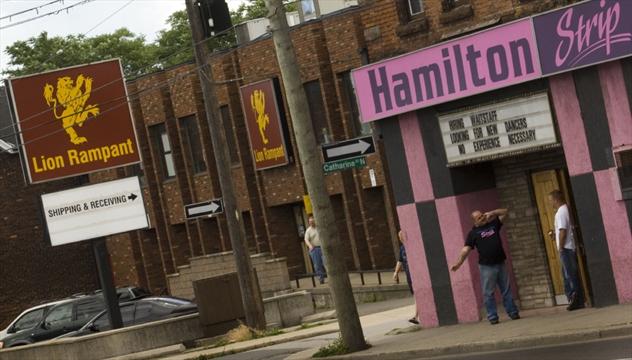 Restaurants On Barton Street Hamilton