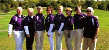 Rideau Glen Senior Ladies compete at Intersectional at the Oaks of Cob– Image 1