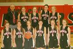 Senior Panthers win bronze