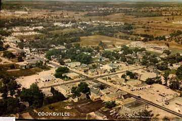 Cooksville, the early years