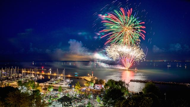 Oakville's Canada Day celebration to light up night sky July 1