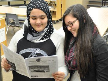 Waterdown students publish high school newspaper