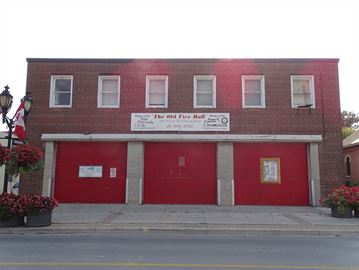 Final days for Old Fire Hall?