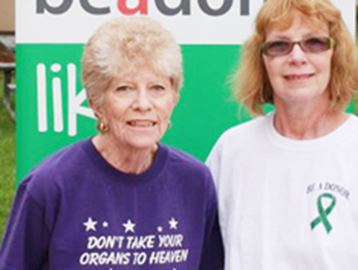 Organ donations life saving: Orillia resident