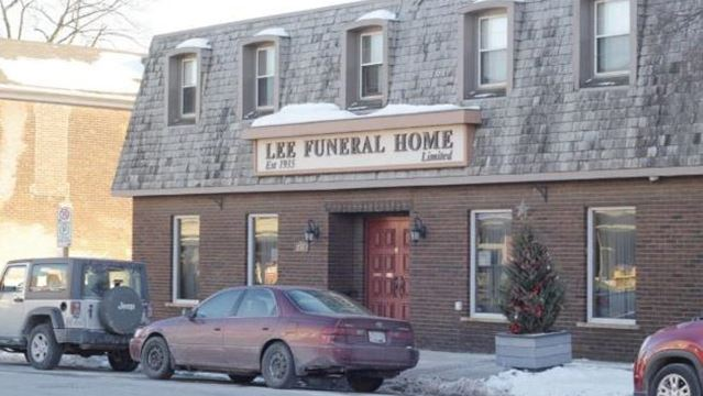 Lee Funeral Home Streetsville