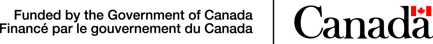 funded by the federal government of Canada