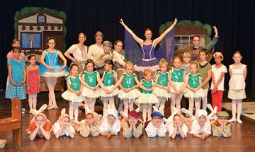 "Students from the School of Dance and Musicianship will present the ballet ""Hansel and Gretel Outside the Box"" this Friday and Saturday at the Midland Cultural Centre."