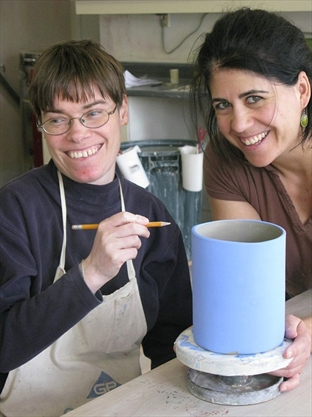 Richmond Hill's L'Arche Daybreak Craft Studio makes playing with clay easy