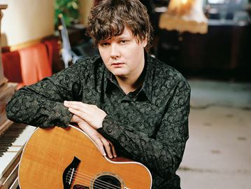 Ron Sexsmith melancholy? That's news to him