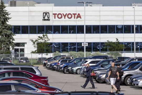 Trump Assails Toyota Over Corolla Factory Planned For