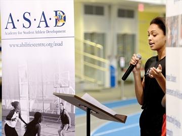 Academy for Student Athlete Development
