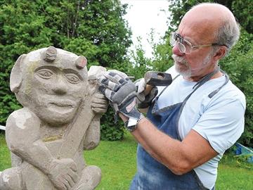 Uxbridge Lions Club Art in the Park