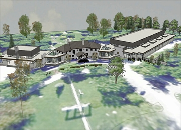 Guild Inn Rendering