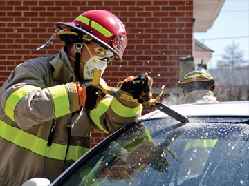 Scugog Firefighters keep their skills sharp