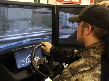Stayner Collegiate students schooled on distracted driving