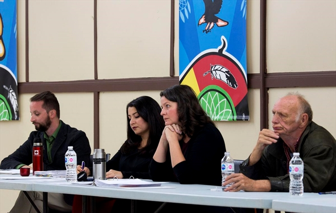 Candidates share views on missing and murdered Indigenous women