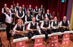 Big band at Living Arts Centre