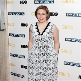 Lena Dunham retreated after rape-Image1