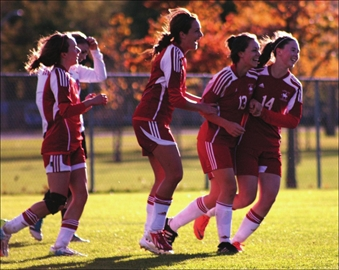 Soccer team enters OCAA quarterfinals after dramatic win– Image 1