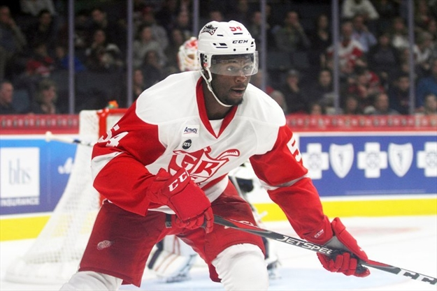 With Nhl Dreams Black Hockey Player Overcomes Abuse On And Off The