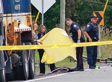 Cyclist dies in crash during fifth-annual Ride the Rideau– Image 1
