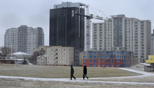 Waterloo facing sizable glut of student housing   TheRecord com